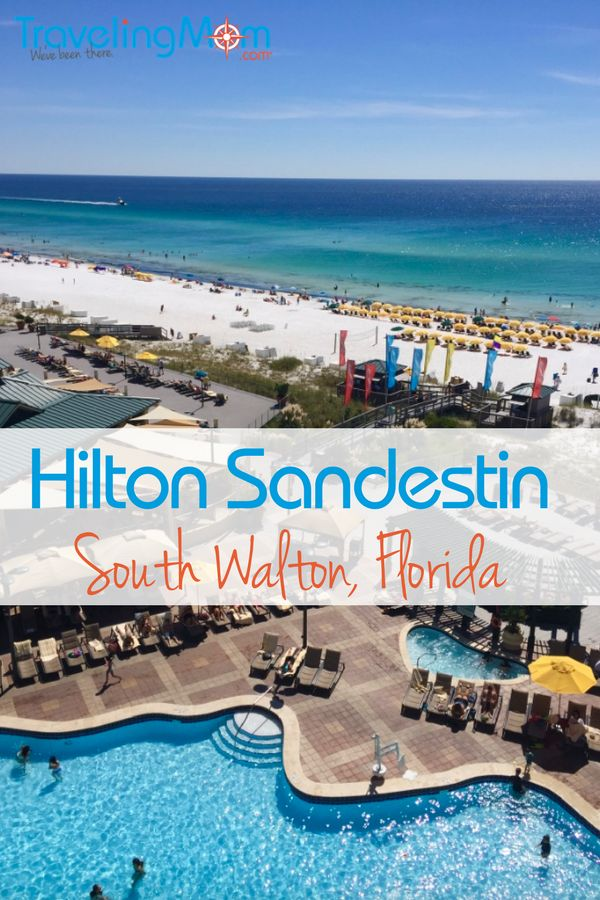 Destin Florida Hotel: FL's Best Kept Secret: Hilton Sandestin Near Destin