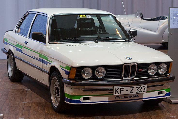 Alpina C1 - BMW 323i
