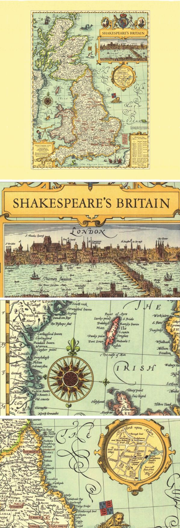 84 best Antique and Vintage Wall Maps images on Pinterest | Amazing ...