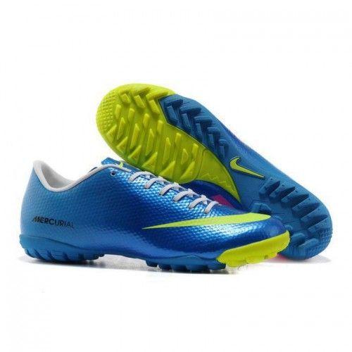 Stylish Nike Blue & Yellow Colour