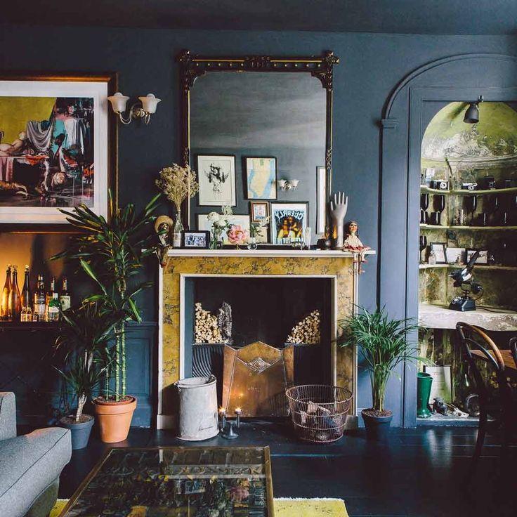 Best Interior Paint Uk: A Gorgeous Georgian Home In Bristol