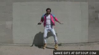 Dance champion! LOL