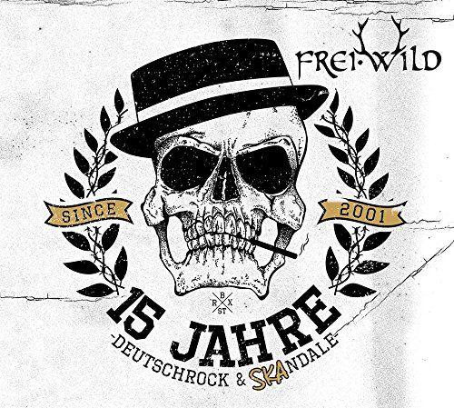 Für Rezension.org rezensiert: 15 Jahre Deutschrock & Skandale von Frei.Wild.