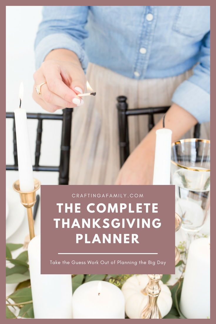 How To Host Thanksgiving Dinner For The First Time Or You Want To Make The Day Less Thanksgiving Planner Hosting Thanksgiving Dinner Stress Free Thanksgiving