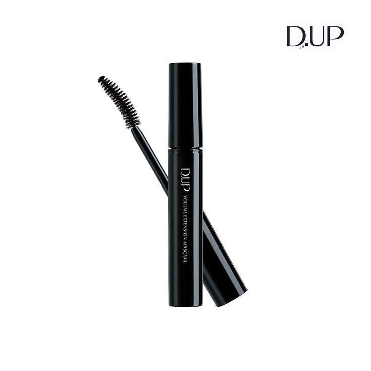 볼륨 익스텐션 마스카라 블랙 D-UP Volume Extension Mascara Black