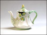 Paragon China Teapot 1930s.