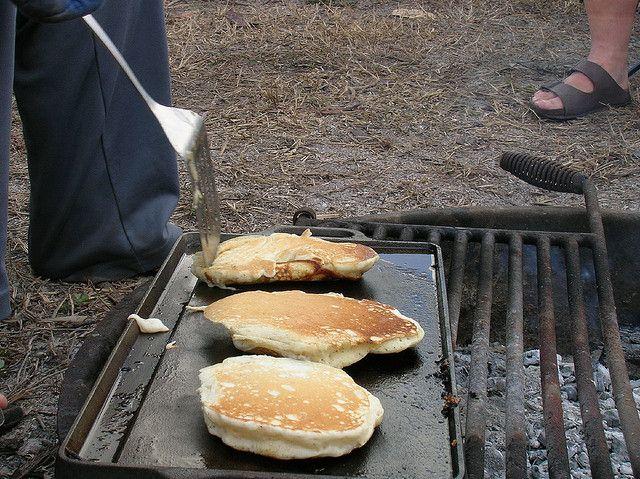 Perfect Camp Pancake Mix - Foodista.com