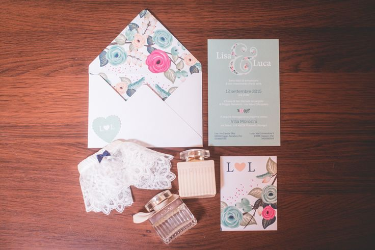 Fiori color acqua marina pic by: www.thesweetside.it #partecipazioni #stationary #sweet #wedding #love #bride #paper #flowers #peperosadesign
