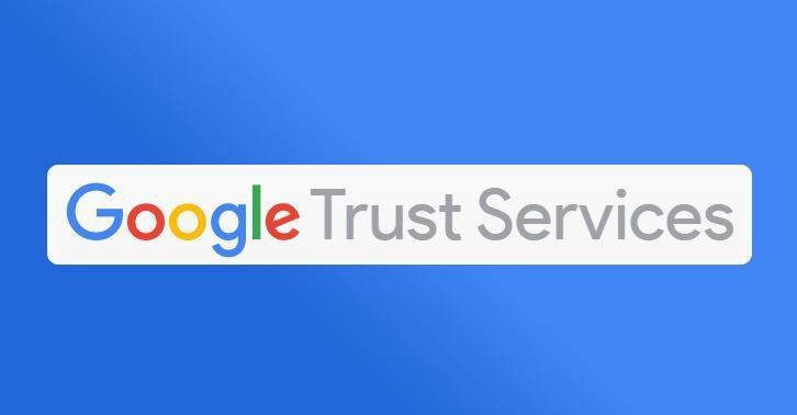 Google becomes its own Root Certificate Authority