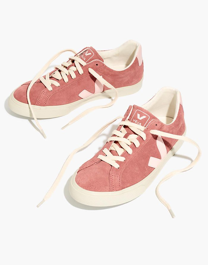 Veja™ Suede Esplar Low Sneakers in