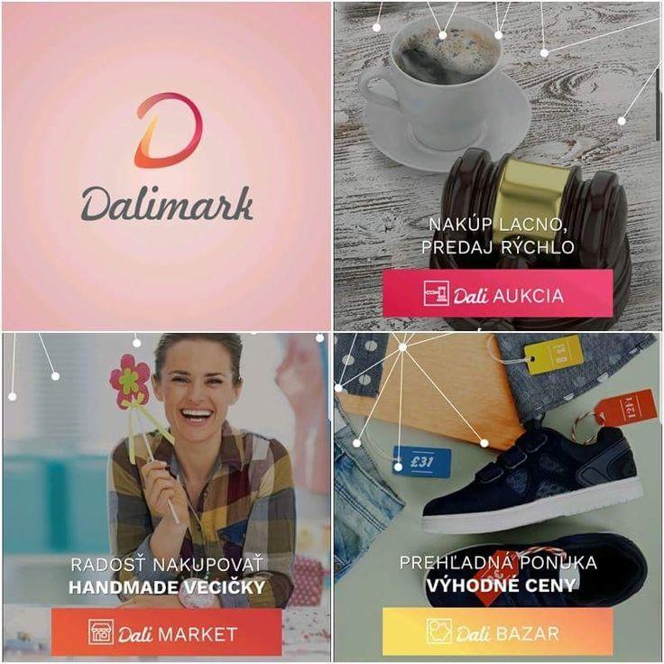 Aby sa ti s portálom Dalimark jednoducho pracovalo, pripravili sme pre teba podrobné návody. Klikni na: www.dalimark.com