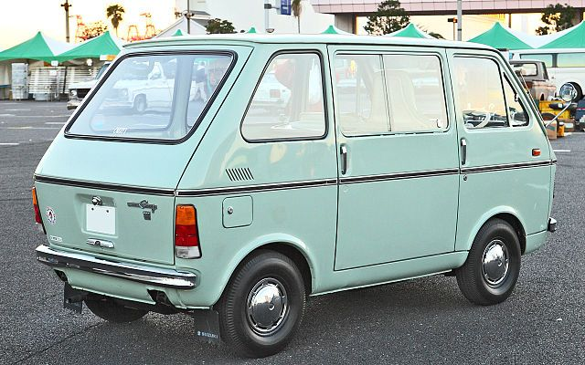 Suzuki Carry – Wikipedia