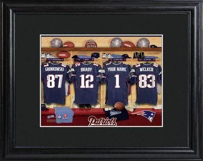 607cd872f ... Jersey - TRISTAR New England Patriots Locker Room Photo ...