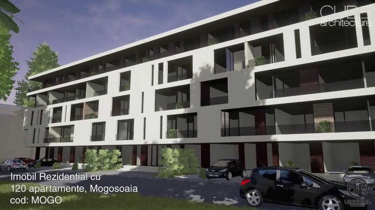 We propose a project for a low-rise residential building that offers high density livable space in the newly developed metropolitan area of Mogosoaia. The horizontal volume mediates between the rhythmic aesthetics specific to the chosen commission, the need for personality and intimacy of each apartment, and the maximal usage of the natural capital offered by the site's neighboring area, a forest.  Built surface: 8,500 sqm + terraces Location: Mogosoaia, IF Created with Unreal Engine 4
