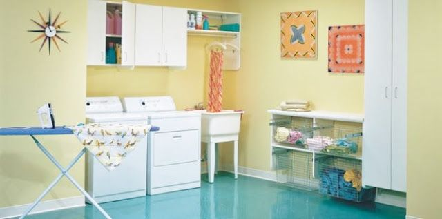 cozy laundry rooms google search craft room pinterest