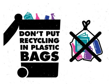 Are you really recyling properly! Some pointers from the Victorian government.