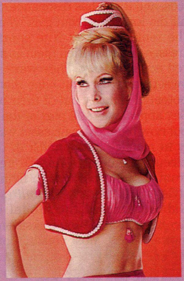 Consider, that Barbara eden as jeannie excellent