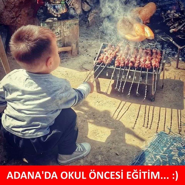 ADANA'DA OKUL ÖNCESİ EĞİTİM... :)
