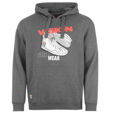 Vision Over The Head Hoody Mens  1825