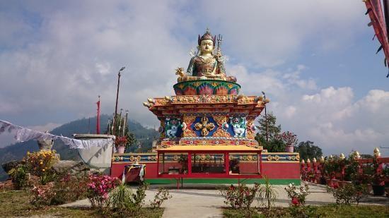 lord-buddha-statue Kalimpong