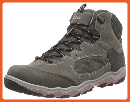 ECCO Ulterra Mid GTX Hiking Boot - Women's-Shadow/Woodrose-Medium-37 - Boots for women (*Amazon Partner-Link)