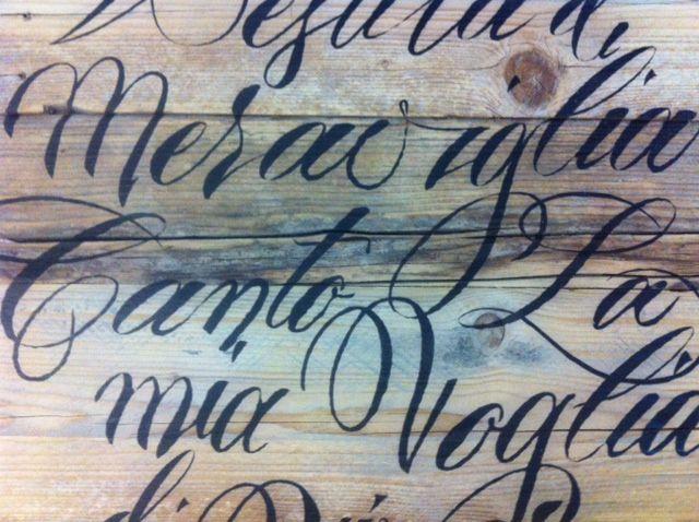 Printed  wood panel by K-LAB