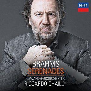 Chailly, Gewandhaus - Brahms: Serenades (2015)  Conozcan las maravillosas serenatas de Brahms, especie de ensayos anteriores a sus sinfonías.
