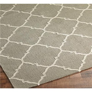 Lattice rug from shades of light
