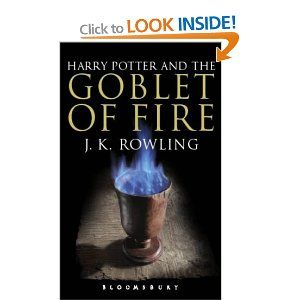 Harry Potter And The Goblet Of Fire: JK Rowling: 9780747574507: Books - Amazon.ca