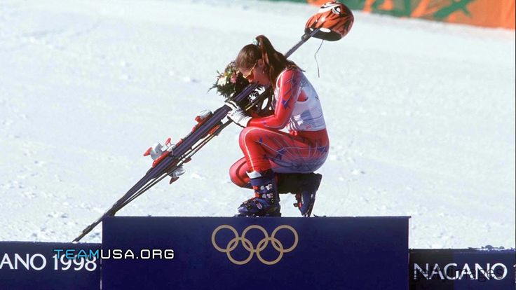 Picabo Street | Great Moments In Team USA History..I vividly remember watching Her in the Olympics when I was a child