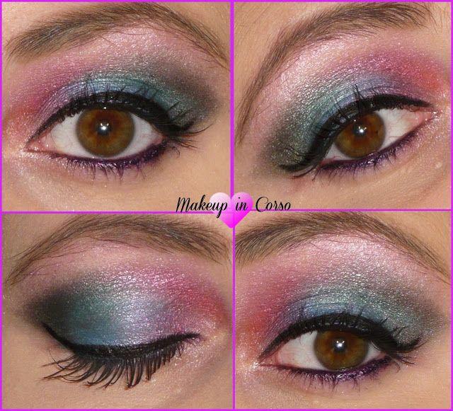 Makeup in Corso: Palette Mermaids Forever di Makeup Revolution