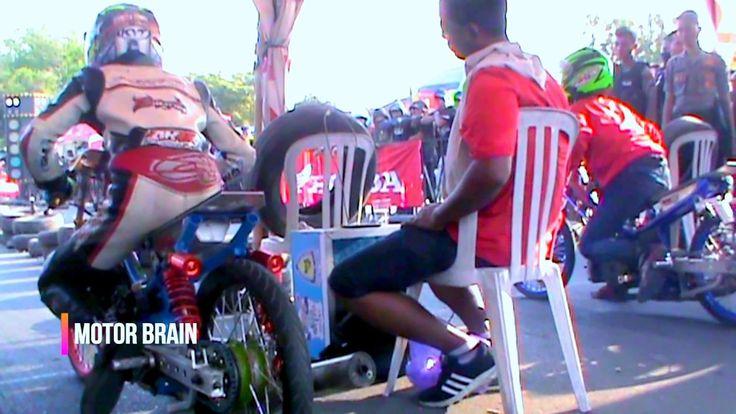 Time Time Tergila Yang Di Cetak FIZR Bikin Geleng Geleng - Drag Bike 201...
