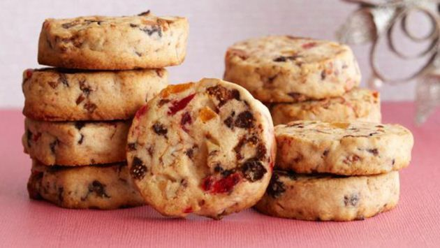 Get Fruitcake Cookies Recipe from Food Network