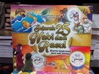 Buku Serial Anak Sejarah 25 Nabi dan Rasul