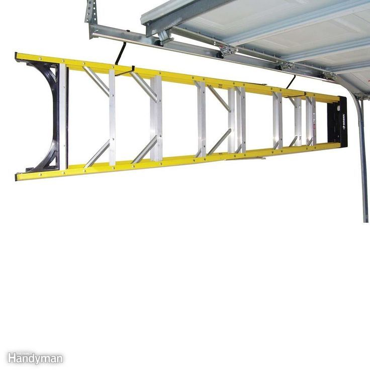 14 Products To Maximize Your Overhead Garage Storage Overhead Garage Storage Diy Garage Storage Garage Ceiling Storage