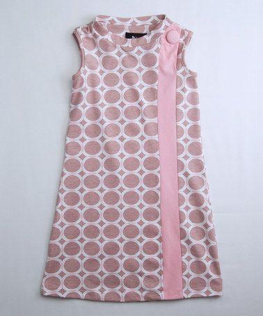 Pink Aurora Sideline Dress