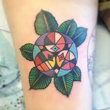 Znalezione obrazy dla zapytania traditional mandala tattoo