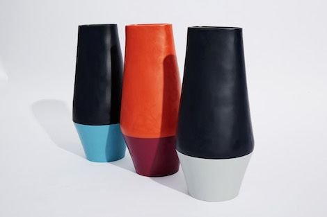 ColourBlock 2016 - Totem Stack 4 Vase