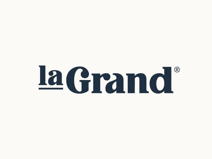 La Grand - Serif by Paul Von Excite