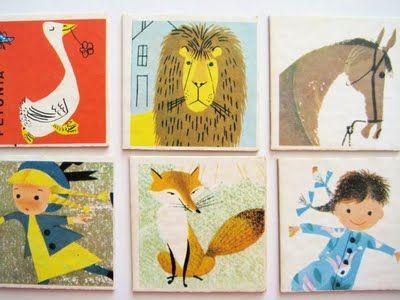 Jane Foster Blog: Alain Gree illustrations