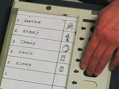 India's Electronic Voting Machines ( EVM ) are vulnerable to fraud