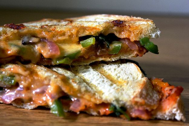 17 Melty Paninis You Should Eat for Lunch Every Day