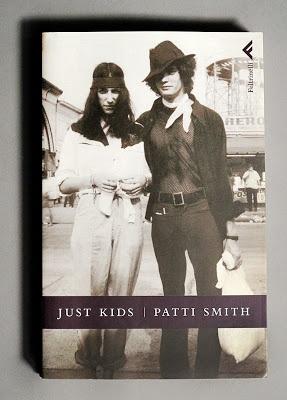 Toni Thorimbert: The blog behind the images: Just kids - Patti Smith