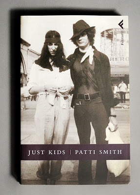 Toni Thorimbert: The blog behind the images: Just kids - Patti Smith