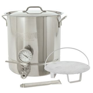Bayou Classic 10-gallon 4-piece Brew Kettle | Overstock.com Shopping - The Best Deals on Grilling Accessories
