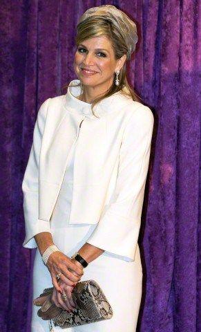 Queen Máxima, June 3, 2015 in Fabienne Delvigne | Royal Hats