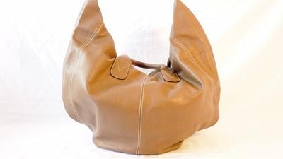 Ted Benson Tan Large Shoulder Handbag at http://stylemaiden.com