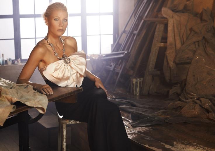 Diane von Furstenberg Loves Gwyneth Paltrow's Style, Do You? (PHOTOS)