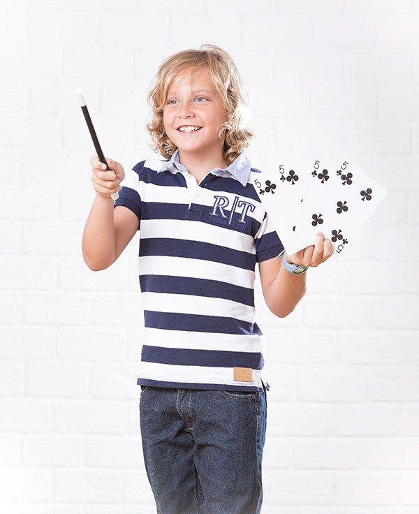"""Curso de Magia para niños y niñas: aprender con Manu es """"lo más""""."""