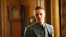 Visitor Services Manager Rowan Mead picks Jimmy Darmody